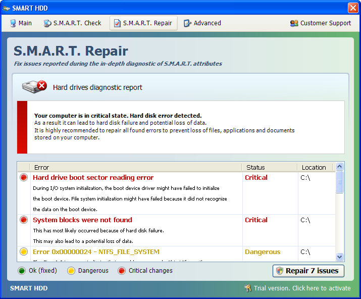 smart hdd removal